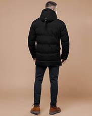 Braggart Youth | Зимняя куртка 25320 черная, фото 3