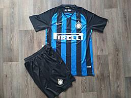 Футбольная форма Интер основная синяя (сезон 2018-2019)