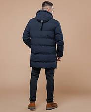 Braggart Youth | Куртка зимняя 25040 темно-синяя, фото 3