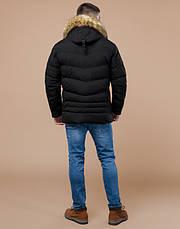 Braggart Youth | Молодежная зимняя куртка 25370 черная, фото 3