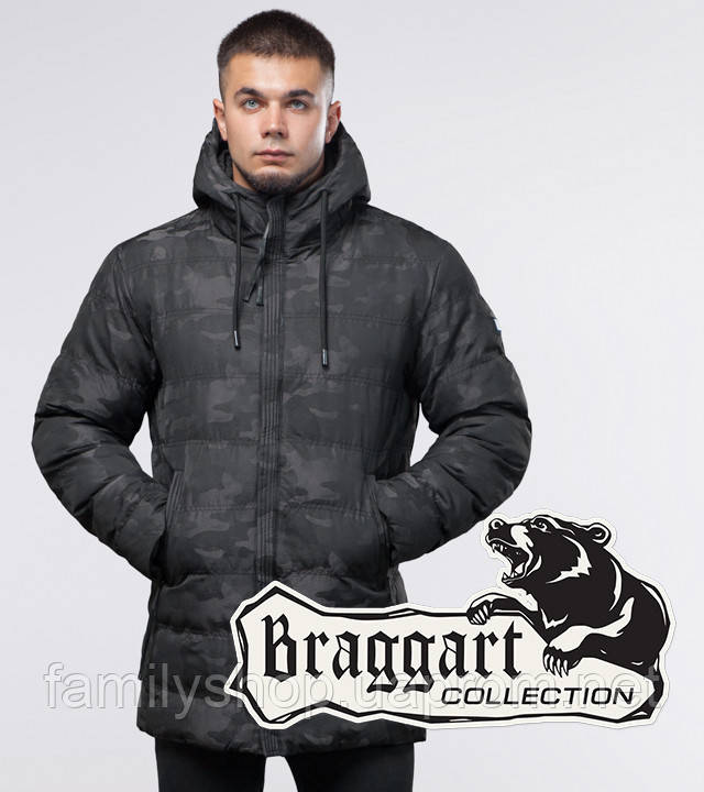Braggart Youth | Куртка зимняя 25380 черная