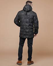 Braggart Youth | Куртка зимняя 25380 черная, фото 3