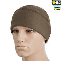 M-TAC ШАПКА WATCH CAP ELITE ФЛИС/СЕТКА WINDBLOCK 380 DARK OLIVE