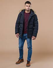 Braggart Youth | Куртка зимняя молодежная 25370 темно-синяя, фото 2