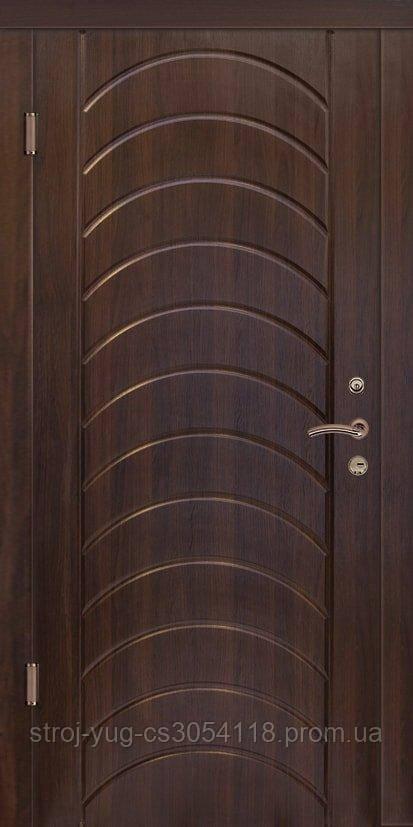 Дверь входная металлическая «Премиум», модель Бугати 850*2040*70