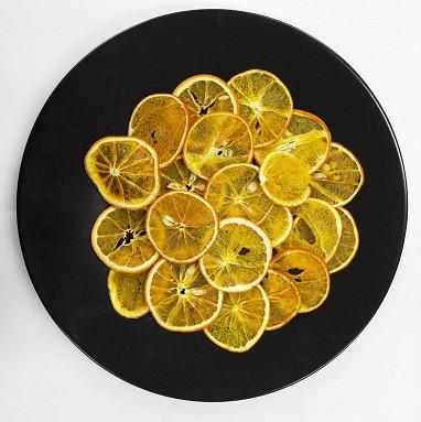 Cушеные апельсины кольцами, 50 г