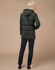 Braggart Youth | Куртка зимняя молодежная 13-25 лет 25400 темно-зеленая, фото 3