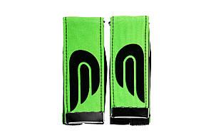 Лямки для ніг Pure Fix Cycles зелені