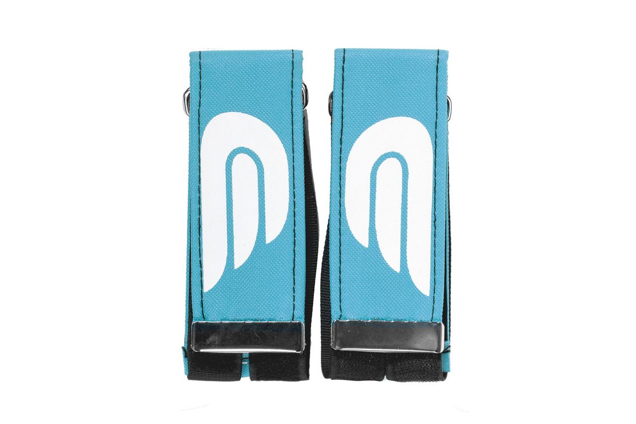 Лямки для ніг Pure Fix Cycles блакитні