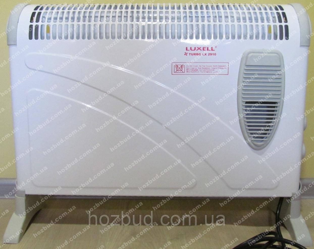 Электроконвектор LUXELL LX 2910