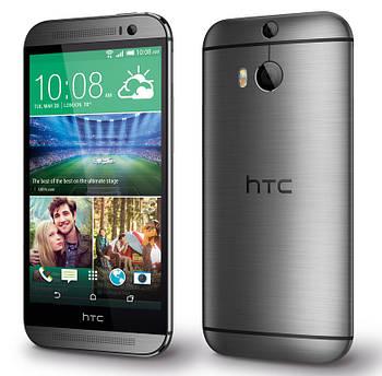 Смартфон HTC One M8 16GB Gunmetal Gray