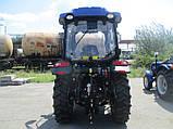 Трактор с кабиной Foton 504CN, фото 4