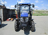 Трактор с кабиной Foton 504CN, фото 3