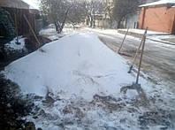 Уборка и расчистка снега вручную в Днепре