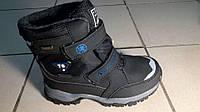 Зимние сапожки термо для мальчиков, размеры 34-39, фото 1