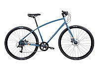Велосипед Pure Fix Cycles Peli Medium Сіра рама з черними колесами, фото 1