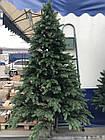 Ель Лапушка  Литая зеленая 210 см , фото 2