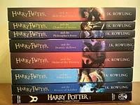 Комплект книг Гарри Поттер на английском - набор из 8 книг