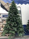 Ель Лапушка Литая зеленая 250 см