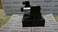Гидроклапан предохранительный стыковой МКПВ 32/3С3Р (1...3) с электроуправлением, фото 1