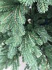 Ель Лапушка Литая зеленая 250 см , фото 2
