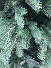 Ель Лапушка Литая зеленая 250 см , фото 3