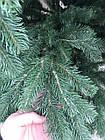 Ель Лапушка Литая зеленая 250 см , фото 4