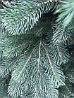 Ель Лапушка Литая зеленая 250 см , фото 6