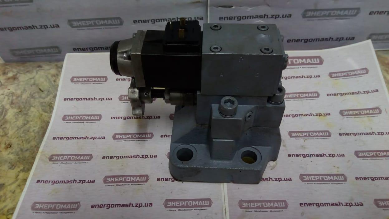 Гидроклапан предохранительный стыковой МКПВ 20/3С3Р (1...3) с электроуправлением