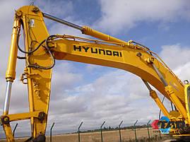Гусеничный экскаватор HYUNDAI ROBEX 450LC-7 (2007 г), фото 3