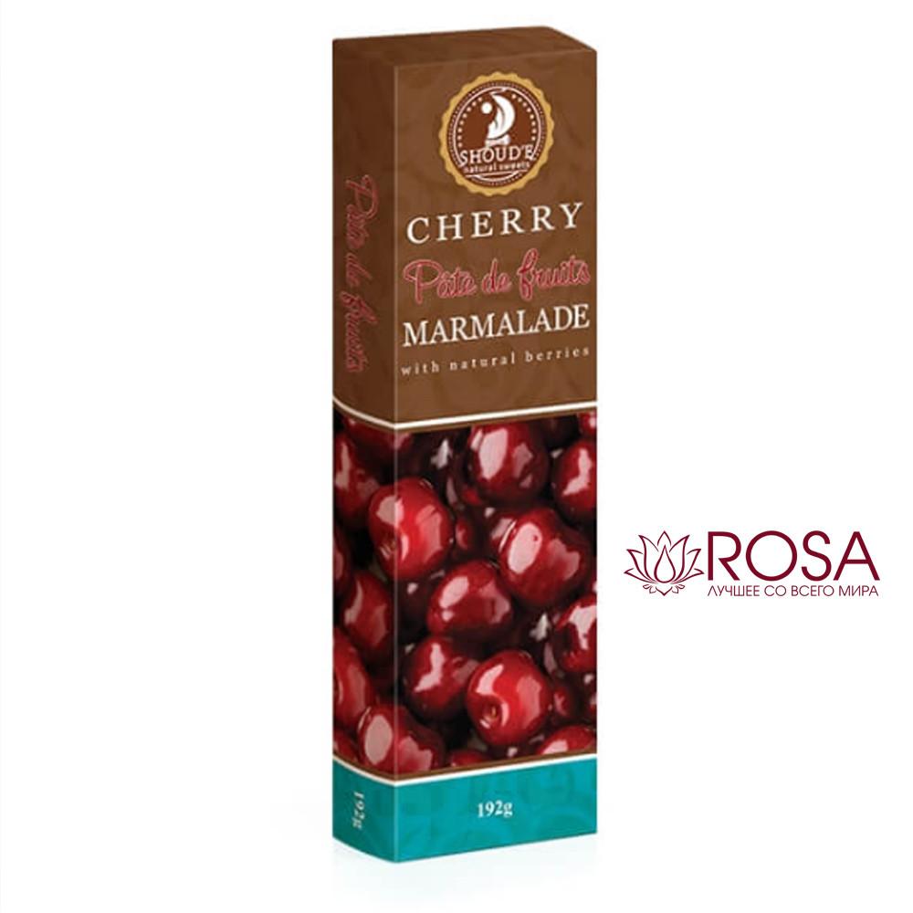 Мармелад Вишня Patte de Fruits, 192 грама