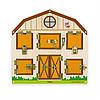 Игрушка настенная бизиборд Открой замок Viga Toys 51627