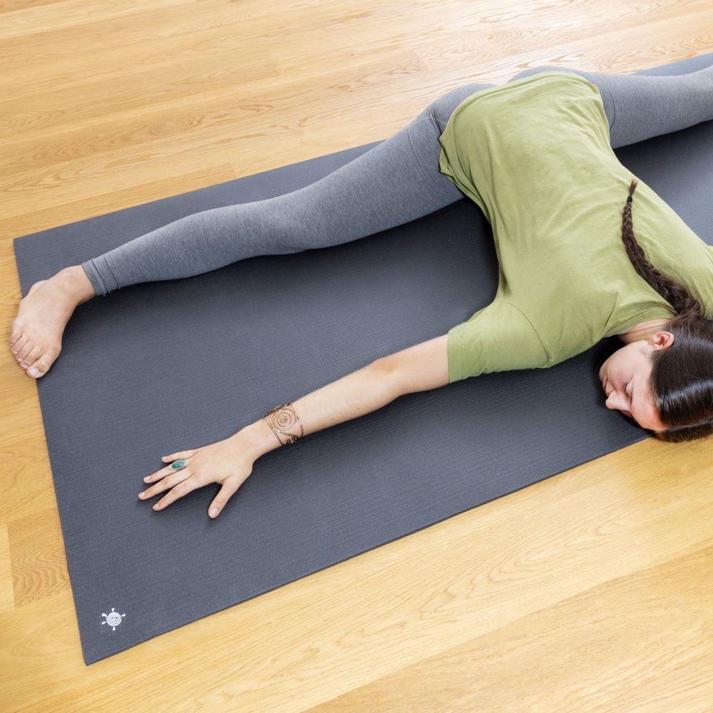 Yogamatte KURMA BLACK GRIP