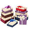 Подарочные флористические коробки
