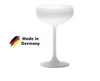 """Бокал для шампанского """"Black&White""""  плоский матовый 230 мл, h-147 мм, d-95 мл Stoelzle 2739908"""