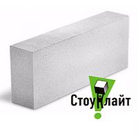 СТОУНЛАЙТ ГАЗОБЛОК 300/200/600, щільність 500(кг/м3), (60 шт/пал.)