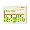 Іграшка настінна бизиборд Алфавіт Viga Toys 50674
