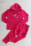 Пижама детская флис 0487