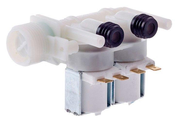 Клапан подачи воды для стиральной машины Indesit C00066518