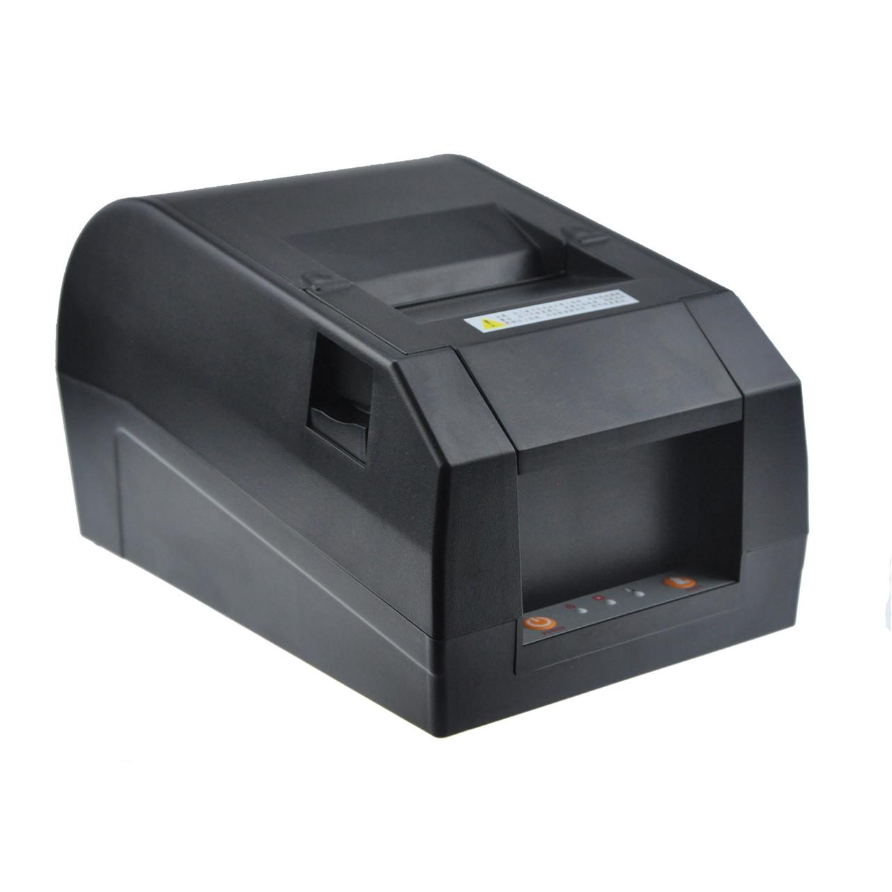 Чековий принтер 80мм AW-80CC AsianWell LAN з автообрізкою, Windows