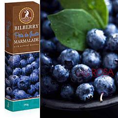 Мармелад Черника Patte de Fruits Сладкий мир, 192 грамма