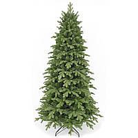 Ель Исскуственная SHERWOOD X-MAS TREE SLIM TIPS 2224 - GREEN 387699-EDL MICA H260XD132CM