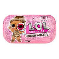 Игрушка сюрприз Куклы LOL Surprise Under Wraps в капсуле