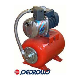 Станція автоматичного водопостачання Pedrollo JCRm 15M - 1,1 кВт / 24 л бак