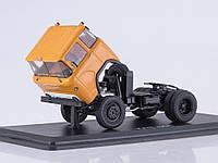 Автомодель Start Scale Models КАЗ608 Колхида Тягач Оранжевый, КОД: 129464