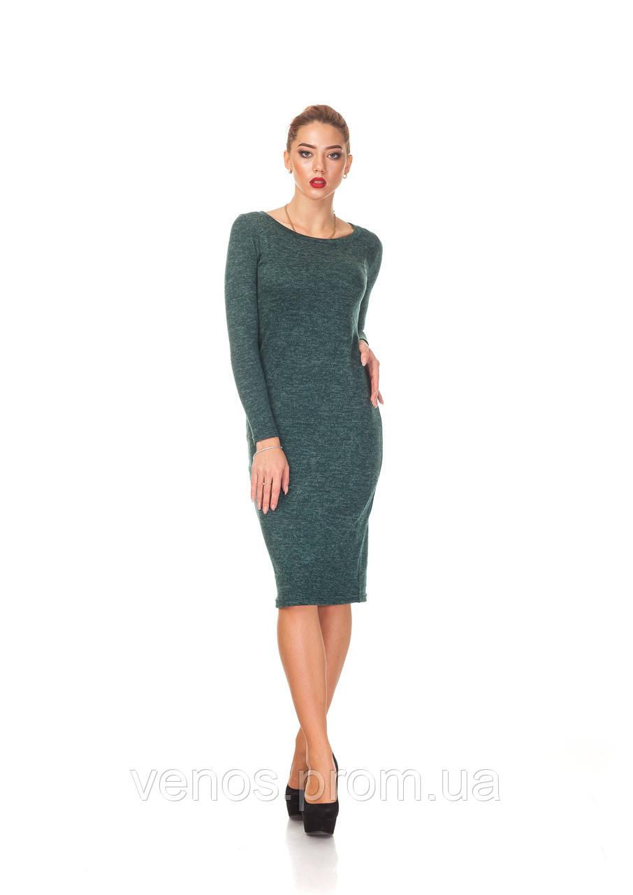 Женское платье футляр . П092