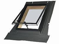 Выход-окно на крышу FAKRO WSZ с окладом 86x86см