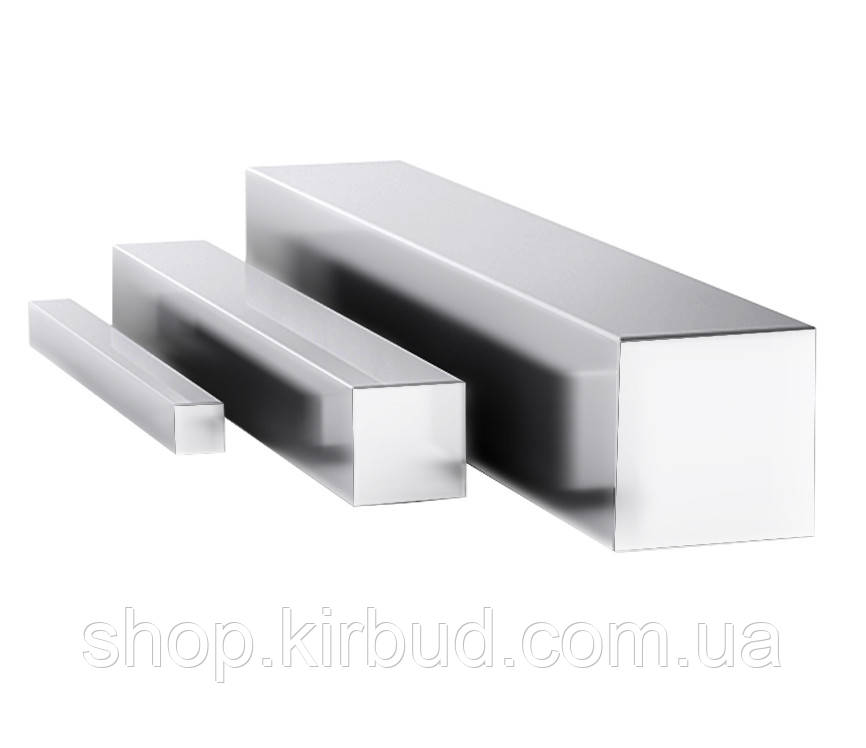 Квадрат металлический 20х20