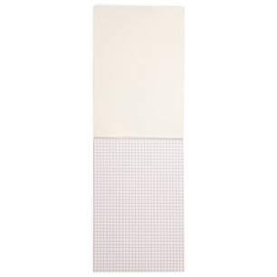 Блокнот-планшет Axent Touch 8441-03-А, A5, 50 листов, клетка, фото 2