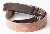 Ремень женский PETEK N05 PURPLE Розовый (N05 PURPLE)